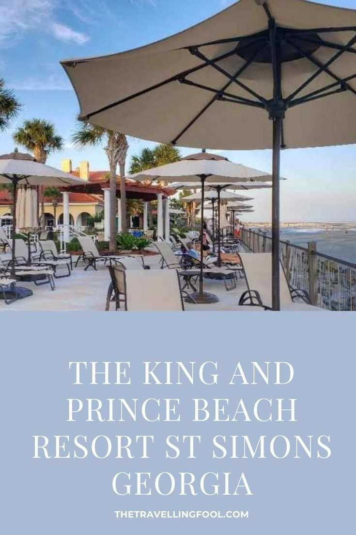 The King and Prince Beach and Golf Resort Review