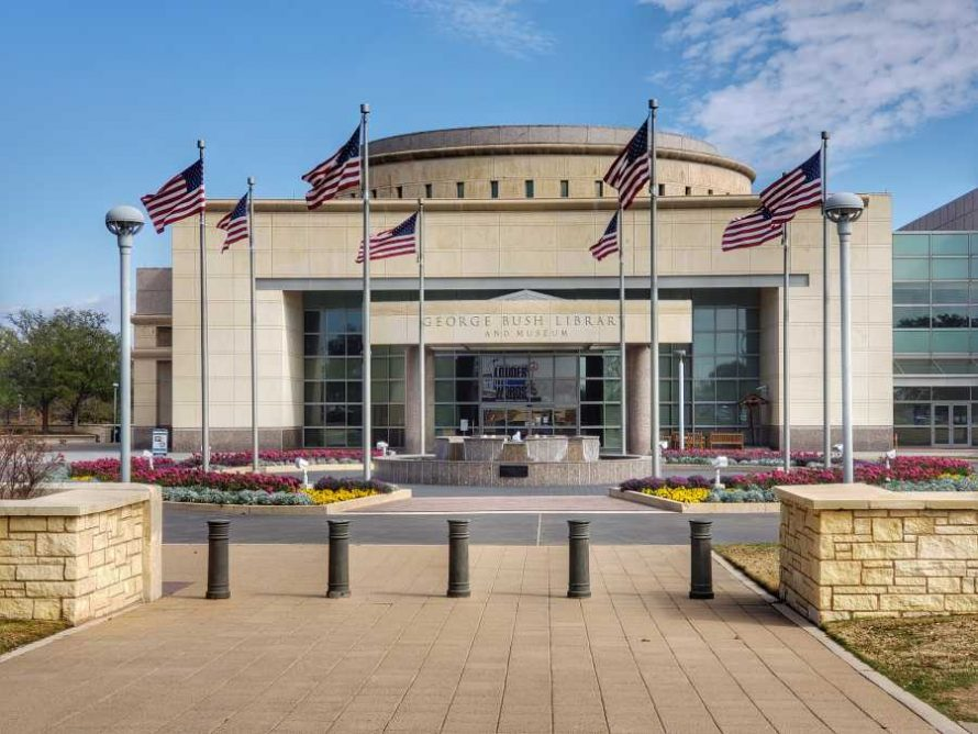 George Bush Presidential Library College Station