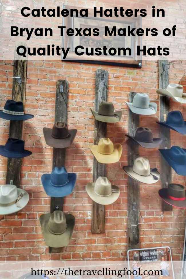 Catalena Hatters in Bryan Texas Makers of Quality Custom Hats