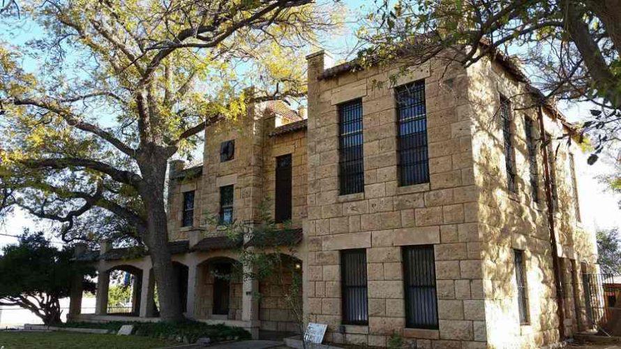 Ft Stockton Texas Jail Museum
