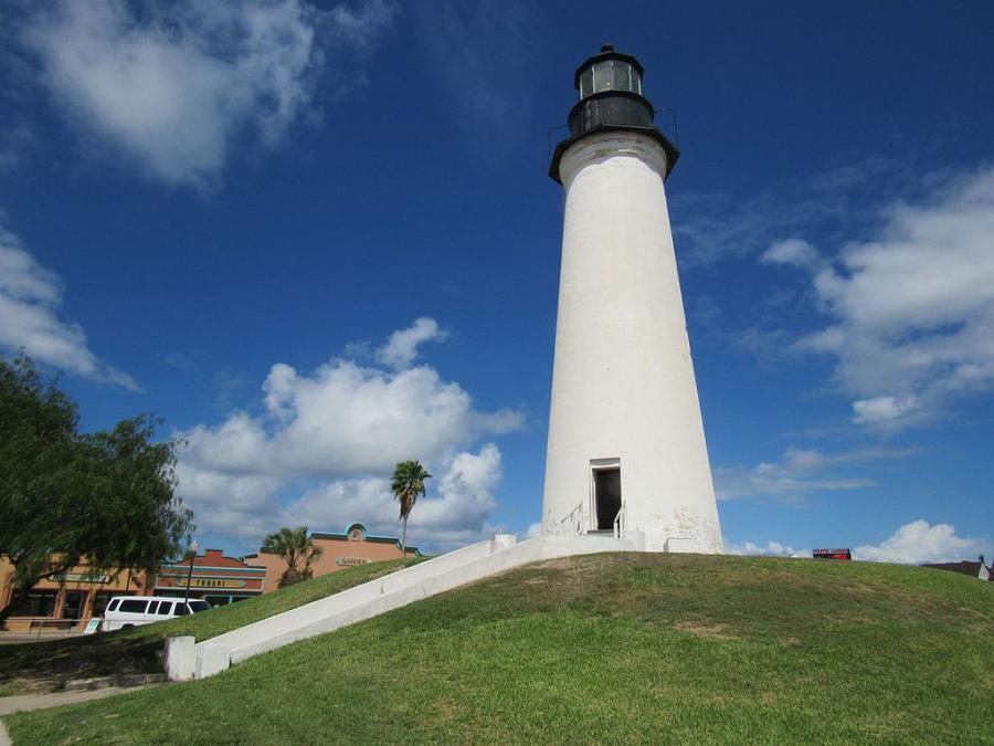 Port Isabel Texas Lighthouse