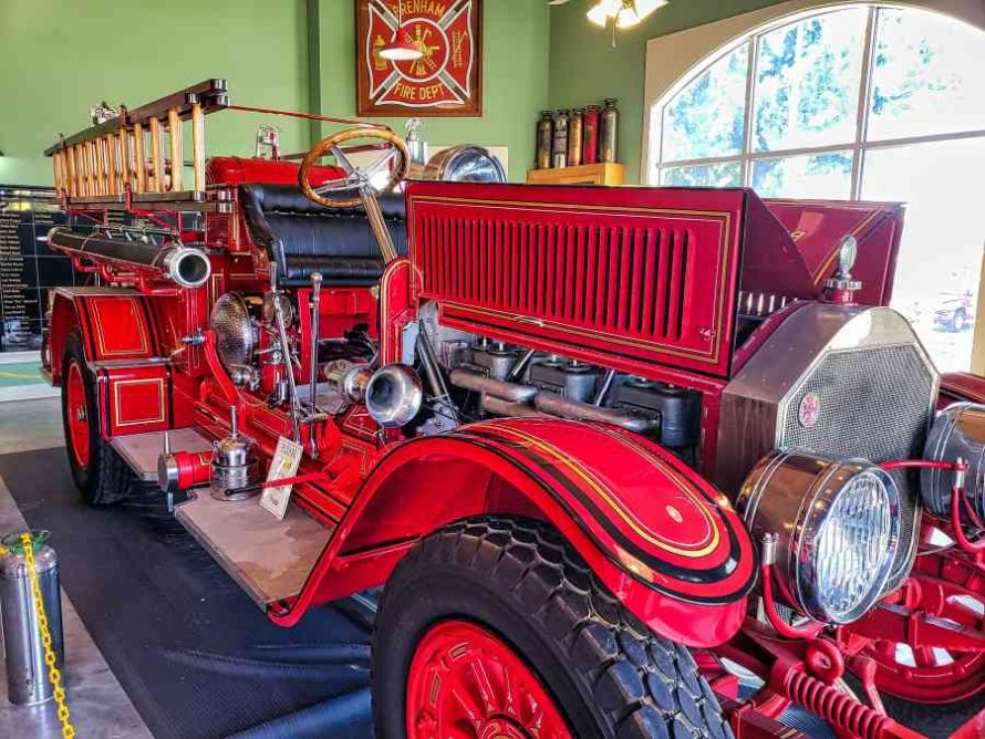 1923 LaFrance Fire Truck
