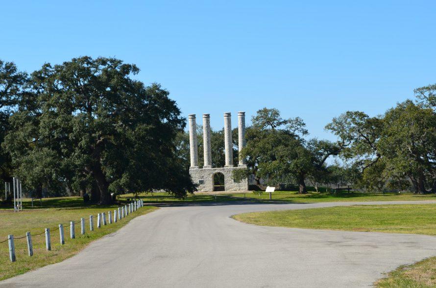 Old Baylor University Independence Texas