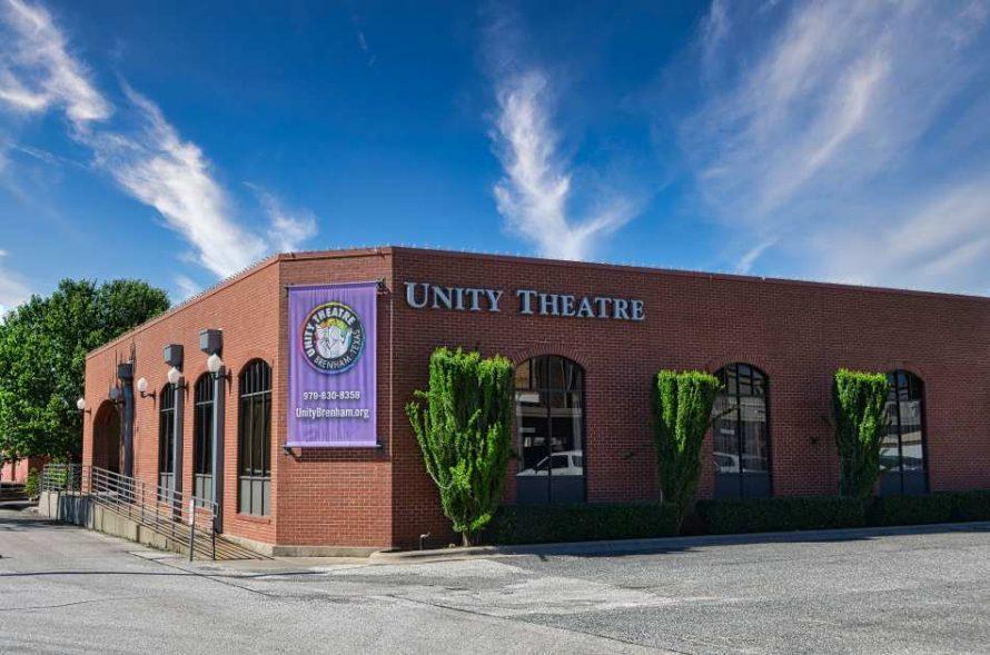 Unity Theater Brenham Texas